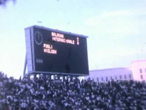 Bologna F.C. - F.C. Internazionale Milano, 1963-64: 7° scudetto ed emozioni in 8mm
