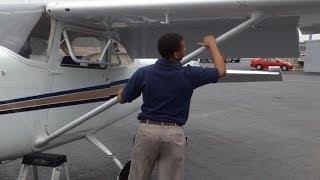 How to Preflight a Cessna 172 [HD]