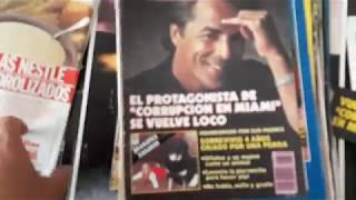 Merchandising de Miami Vice En España - Corrupcion en Miami Vol.5
