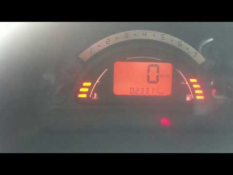 #vgsound  #citroen #citroenc3 Superaquecimento Motor - Sinal De Alerta Painel  - C3