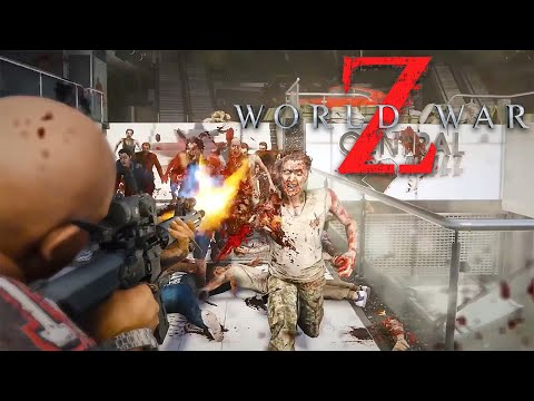 World War Z - Official Gameplay Overview Trailer