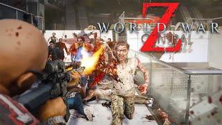 World War Z - Official Gameplay Overview Trailer