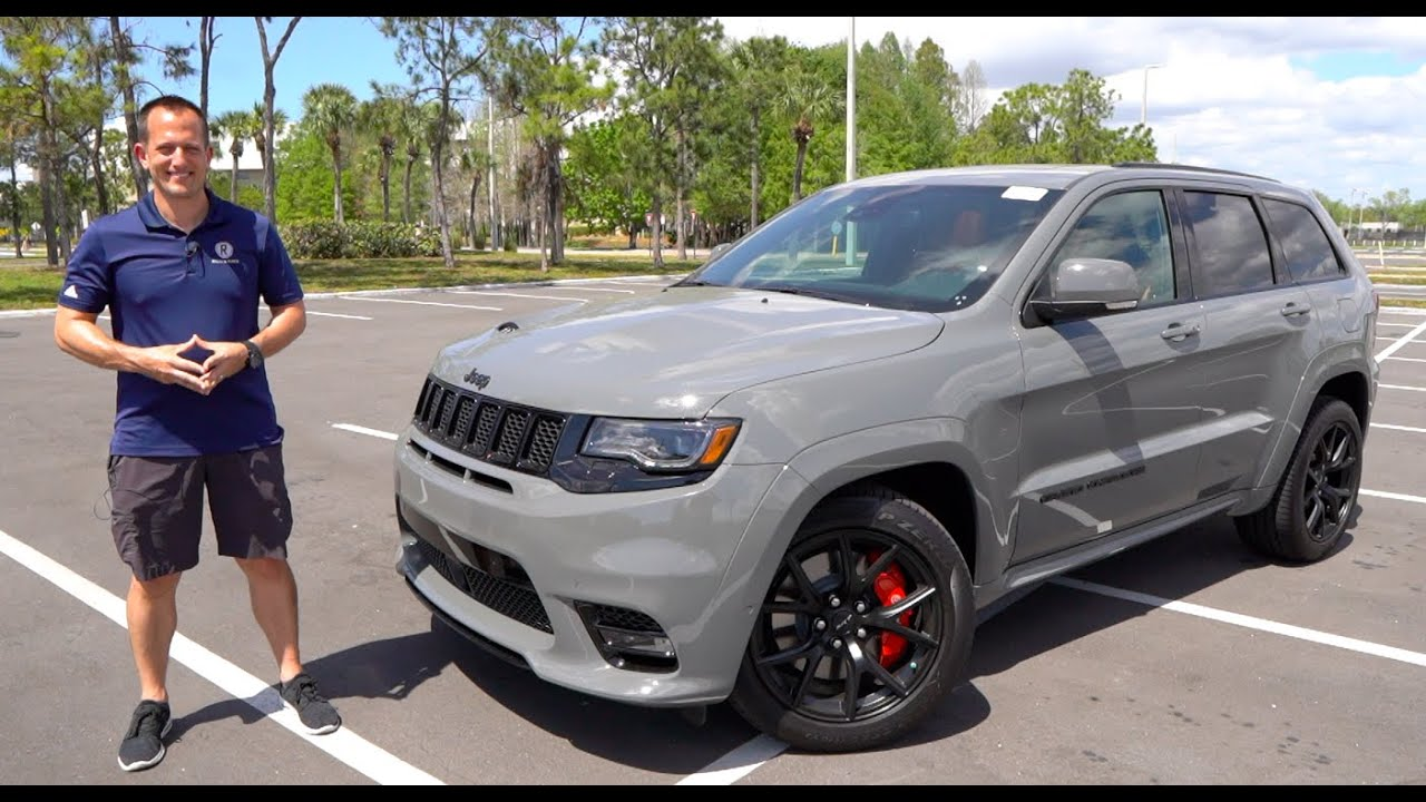 2020 Jeep Grand Cherokee Concept and Review