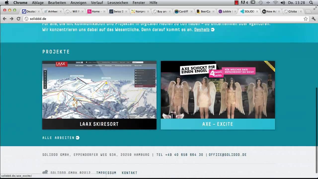 Farbkonzepte entwickeln - Webdesign mit Photoshop - YouTube