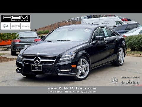 Used 2014 mercedes benz cls class cls 550 atlanta ga for Used mercedes benz in atlanta ga