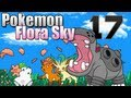 Pokémon Flora Sky Episode 17