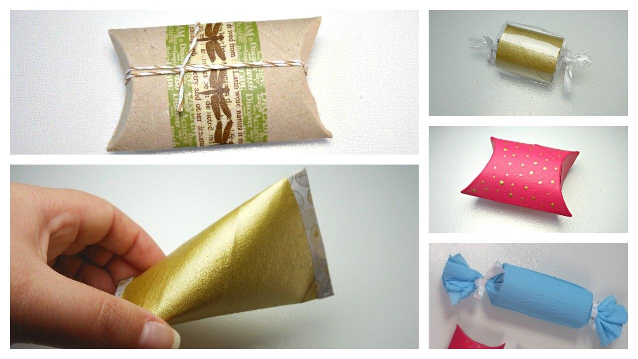5 ideas para reciclar tubos de papel higi nico reciclaje - Hacer conos papel ...
