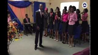 YOU ARE THE REASON by MAIRO ESE performed by RCCG MANIFESTATION PARISH CHOIR