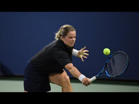 Kim Clijsters Vs Ekaterina Alexandrova | US Open 2020 Round 1
