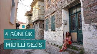 Midilli (Lesvos) Adası - 4 Gün Midilli Gezisi - Midilli Gezilecek Yerler