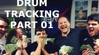 Others By No One - Drum Tracking w/ Jamie King - Part 01