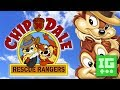 Chip 'N Dale: Rescue Rangers (NES) - Better than DuckTales? - IMPLANTgames