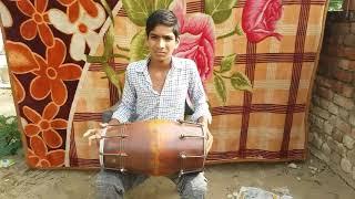 सीखें ढोलक बजाना सरल तरीके से lurn dholak bits