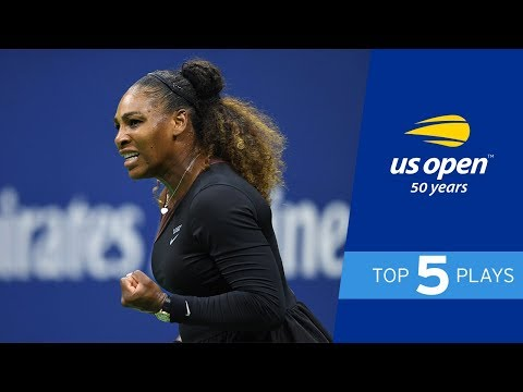 US Open Top 5: Day 5 Night Session