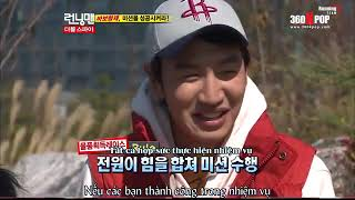 Running Man Ep 068 HD mkv 360p - Dumb & Dumber Double Spy | Kim Soo-ro, Park Ye-jin