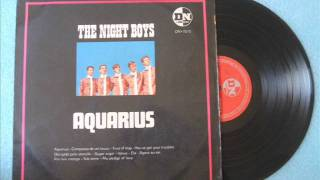 The Night Boys - Agora eu Sei