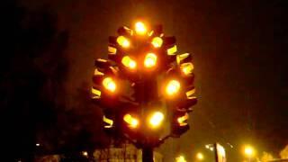 Пенза. Светофорное дерево.