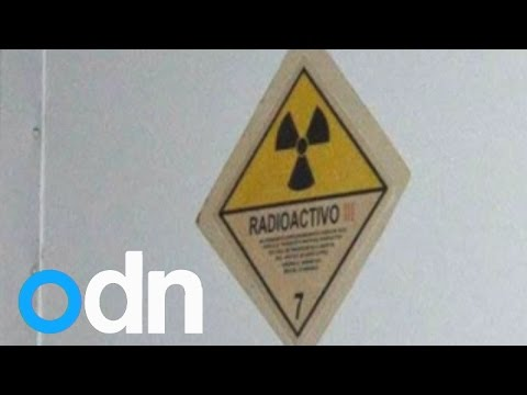 Radioactive X-ray material stolen again in Mexico, say authorities