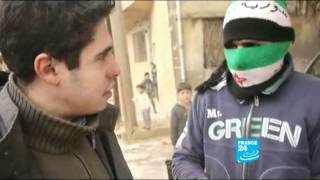 Exclusive - Syria - On The Ground With The Free Syrian Army