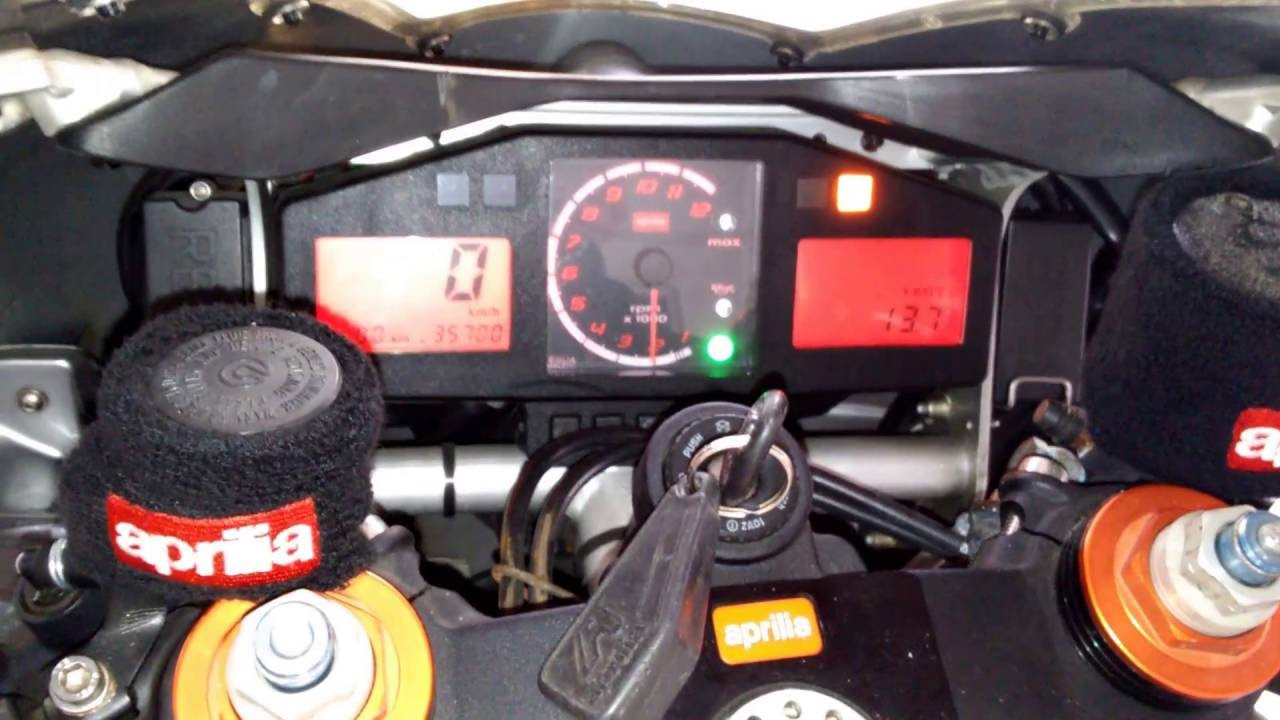 medium resolution of aprilia rsv mille start after wiring modification