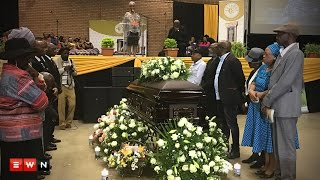 Celebrations and fond memories of when Joe Mafela captivated audiences was the theme of the funeral service for the actor.Click here to subscribe to Eyewitness news: http://bit.ly/EWNSubscribe Read full article on Eyewitness news: http://ewn.co.za/2017/03/29/nathi-mthethwa-joe-mafela-broke-barriers-during-apartheid Like and follow us on: http://bit.ly/EWNFacebook AND https://twitter.com/ewnupdates Keep up to date with all your local and international news: https://ewn.co.za  Produced by: Kgothatso Mogale