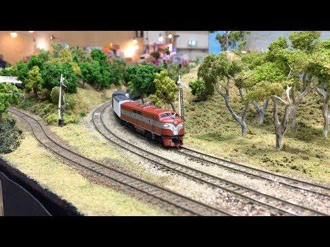 2018 Sydney Model Railway Exhibition: Liverpool