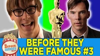 Repeat youtube video Before They Were Famous #3 - Oscars 2015 Edition