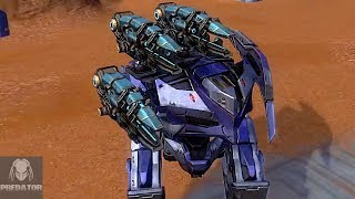 SCOURGE AFTER THE UPDATE? | MRK II SCOURGE GAMEPLAY | War Robots