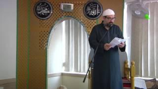 Friday khutbah by Dr Nadir - Consultation, Surah Ash-Shuraa
