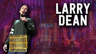 Larry Dean - Opening Night Comedy Allstars Supershow 2018