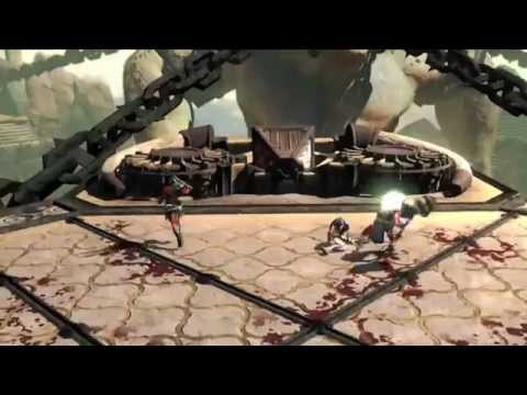 God Of War 4: Ascension Gameplay Multiplayer - Playstation 3 HD Official Trailer GOW