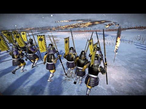 ODA VS SAGA - MASSIVE BATTLE TOTAL WAR SHOGUN 2 |