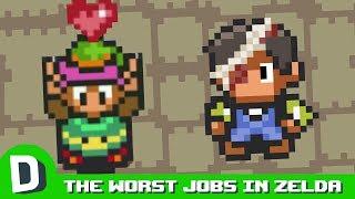The Worst Jobs in the Zelda Universe