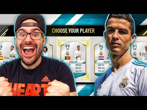 *NEW SERIES* REAL MADRID ONLY DRAFT! - FUT DRAFT CLUB CHALLENGE FIFA 17 Ultimate Team