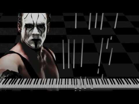 WCW Sting - Crow Theme | Piano Version