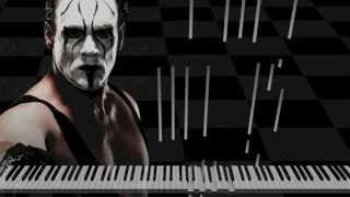 WCW Sting - Crow Theme | Piano Version