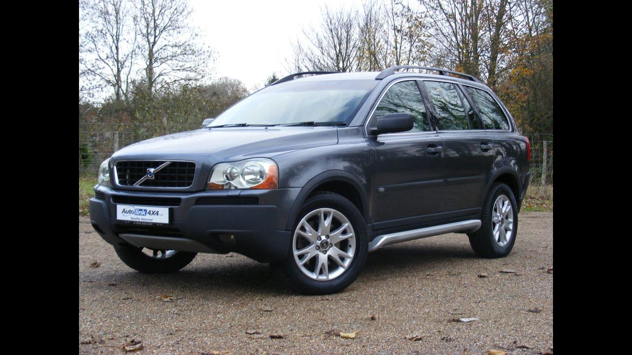 2005 volvo xc90 2.4 d5 se auto for sale in tonbridge kent - youtube