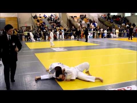 judo junior champion . highlights and throws.2014