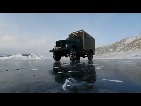 Путешествие ГАЗ-63 на Байкал для встречи Нового 2020 года.
