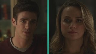 EXCLUSIVE: 'The Flash': The Tension Is Thick Between Barry and Patty Post-Breakup