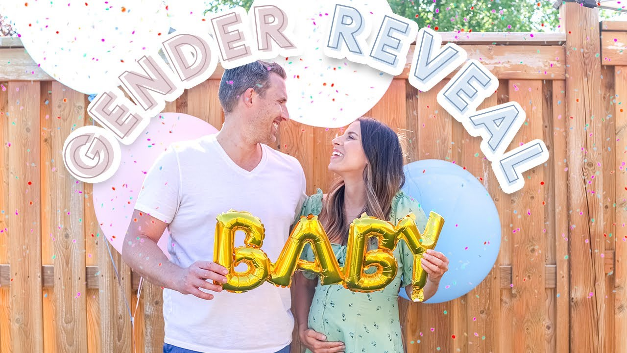 We're Having A...   OUR GENDER REVEAL PARTY!