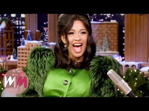 Top 10 Hilarious Cardi B Moments