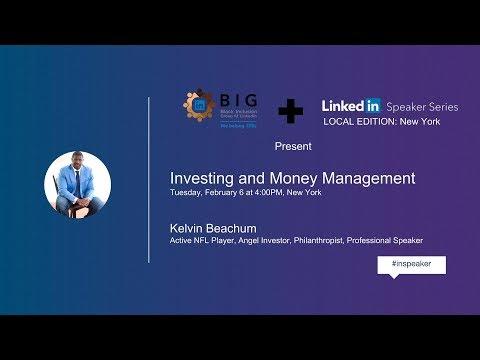 LinkedIn Speaker Series Local Edition: Kelvin Beachum