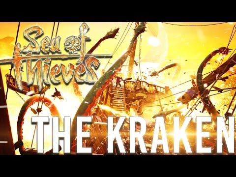 Sea of Thieves - THE KRAKEN