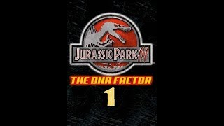 CLASSIC GAMES - Jurassic Park III: The DNA factor (GBA) - Playthrough (Part 1)