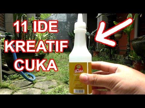 11 IDE KREATIF DENGAN CUKA SELAIN UNTUK MEMASAK   LIFE HACKS