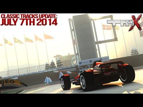 TMNF Exchange: Classic maps update: 07.07.2014