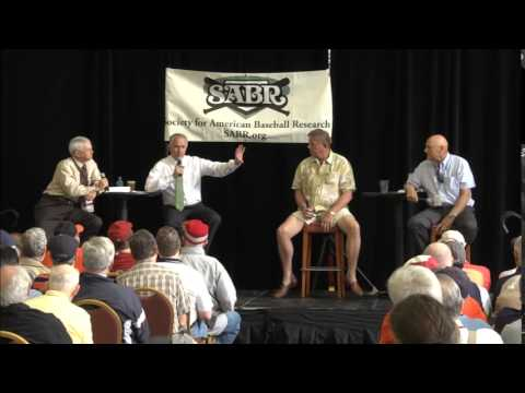 SABR 44: Astros Player Panel at Minute Maid Park