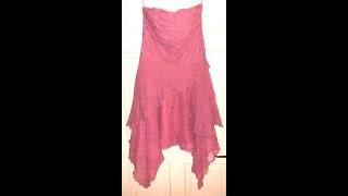 Video Monsoon Silk Floaty Chiffon Cocktail Boho Gypsy Wedding Dusky Pink Dress UK 14 download MP3, 3GP, MP4, WEBM, AVI, FLV Juni 2018