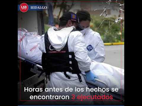 Violencia En Ixmiquilpan